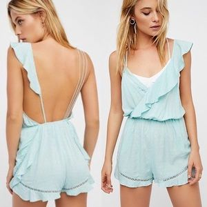 NWT Free People One Of These Days Romper
